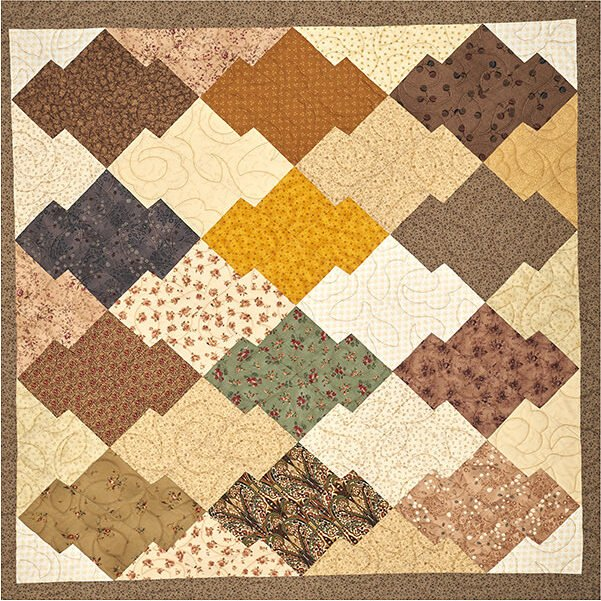 quilt puzzle japones