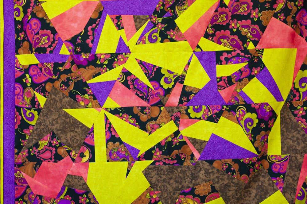 deconstrucion del triangulo equilatero